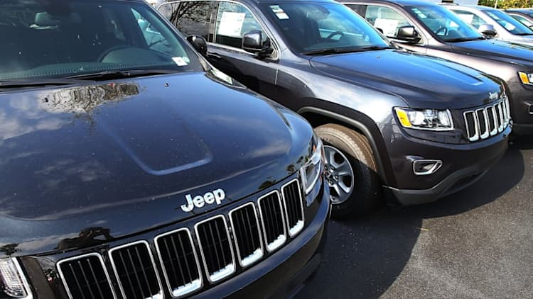 Lovely Jeep Grand Cherokee Recalls. Fiat Chrysler Recalls 650,000 Dodge, Jeep SUVs  For Brake Issue