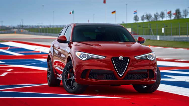 2018 Alfa Romeo Stelvio Quadrifoglio Drivers' Notes Review   Everything you expect