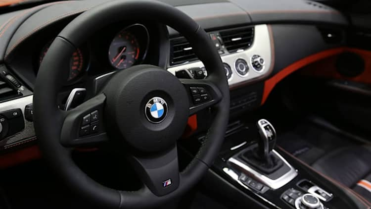 BMW recalls 840,000 vehicles to replace Takata airbags