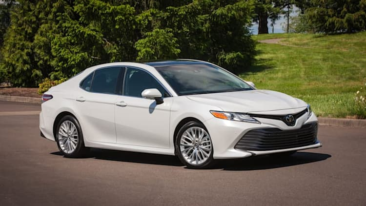 2018 Toyota Camry XLE V6 Drivers' Notes   Breaking the mold