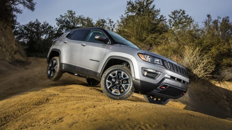 2017 Jeep Compass ads navigate life for Millennials