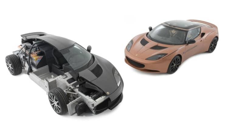 Lotus Cars, Williams Advanced Engineering announce technical partnership