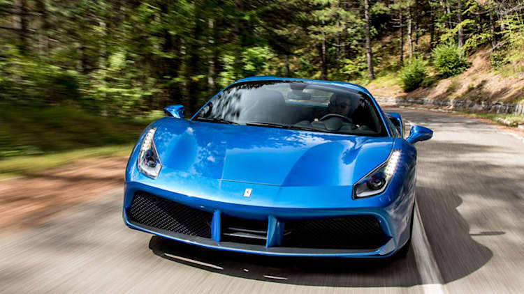 2016 Ferrari 488 Spider First Drive | Pure, uncut spectacle