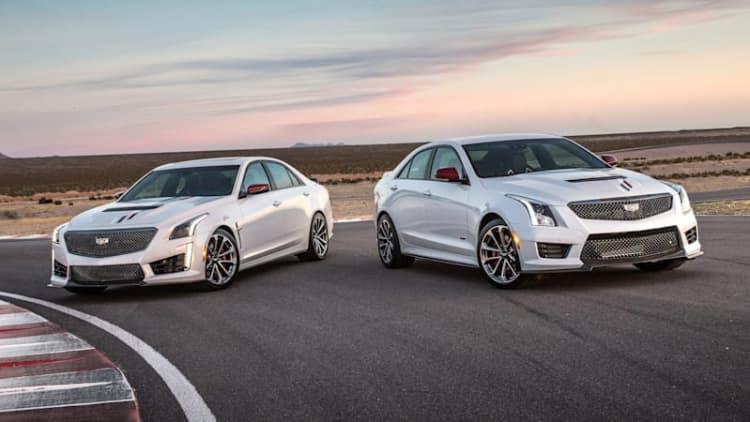 Cadillac CTS-V, ATS-V special editions celebrate IMSA titles