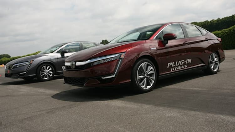 Honda Clarity EV and PHEV: One is clearly much better