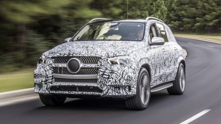 2020 Mercedes-Benz GLE 450 Prototype Ride Review | King of all terrain