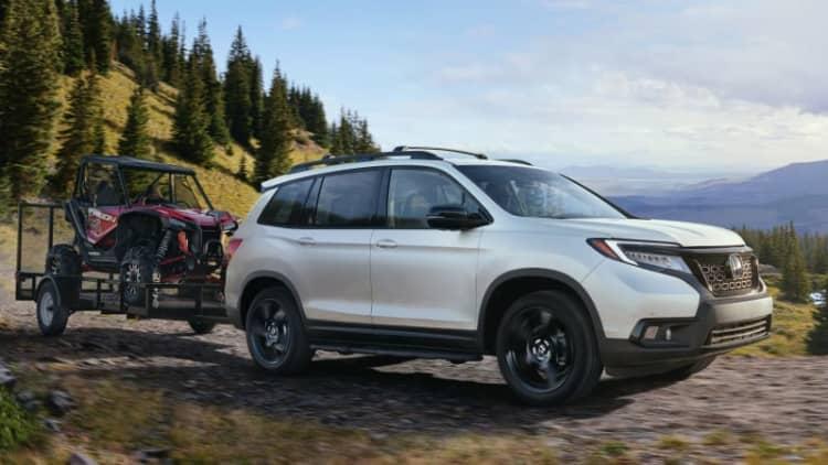 2019 Honda Passport starts production after L.A. debut