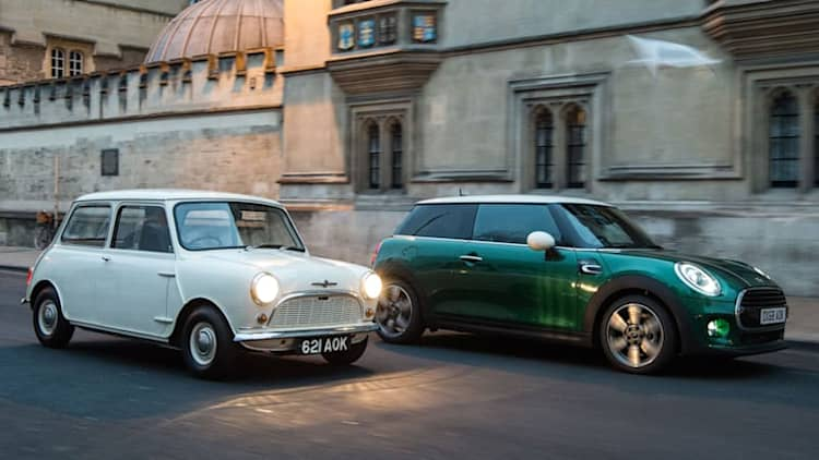 Mini 60 Years Edition celebrates six decades since the original hit the streets