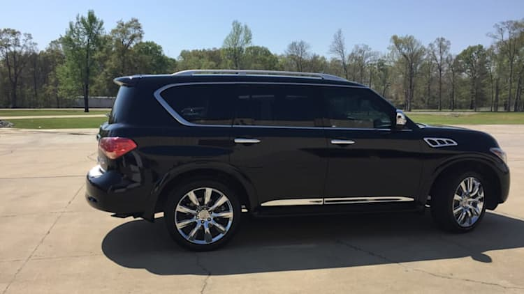 Autoblog sell-it-yourself highlight: 2013 Infiniti QX56