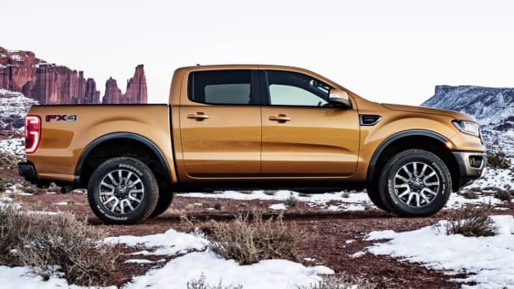 2019 Ford Ranger oil change procedure: CORRECTION