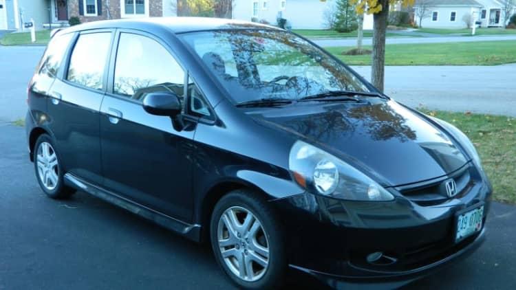Autoblog sell-it-yourself highlight: 2007 Honda Fit Sport
