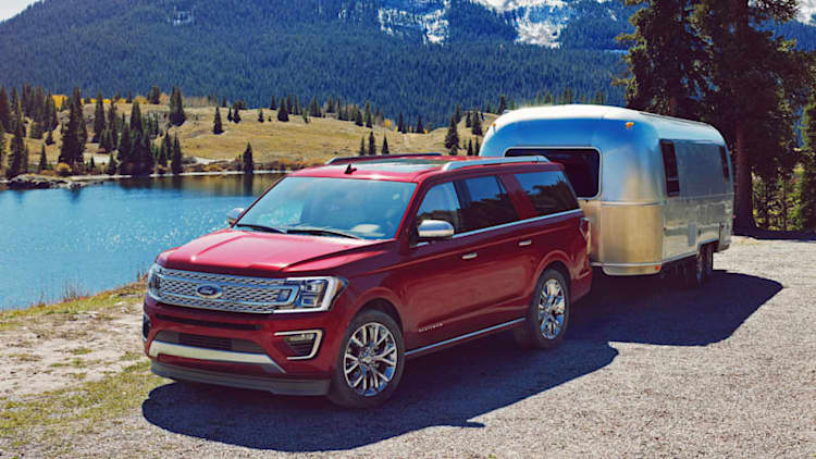 2018 Ford Expedition backseat is the place to be