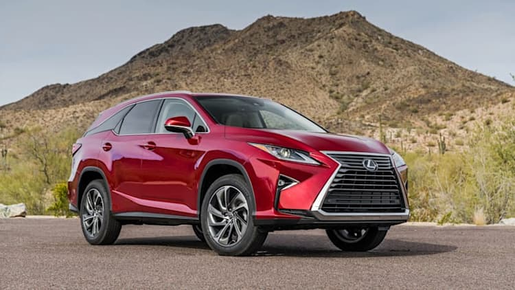 2018 Lexus RX 350L Quick Spin Review | Minding the gap in the Lexus lineup