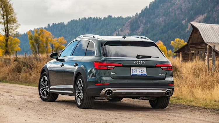 2018 Audi A4 Allroad Drivers' Notes Review | Wagons still rule