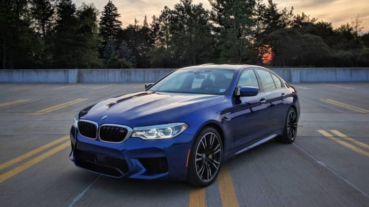2018 BMW M5 Drivers' Notes Review | Switch hitter
