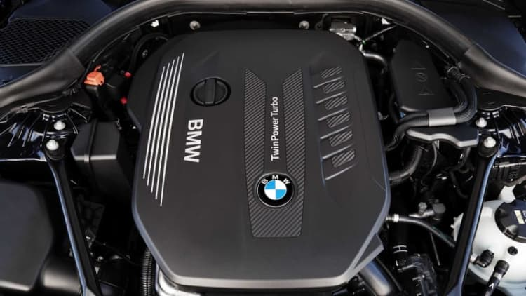 BMW cancels all diesels from North America for 2019