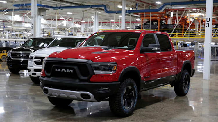 Detroit Three's lucrative pickup war intensifies as Ram makes big gains