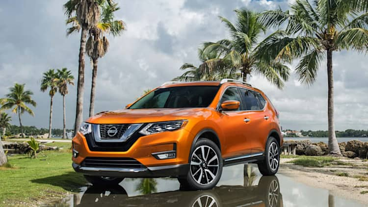 Nissan announces pricing for 2018 Rogue, which gets ProPilot Assist option
