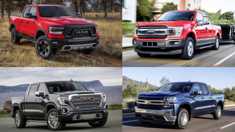 Diesel details: Comparing Ram 1500 EcoDiesel, Chevy Silverado Duramax, Ford F-150 Powerstroke