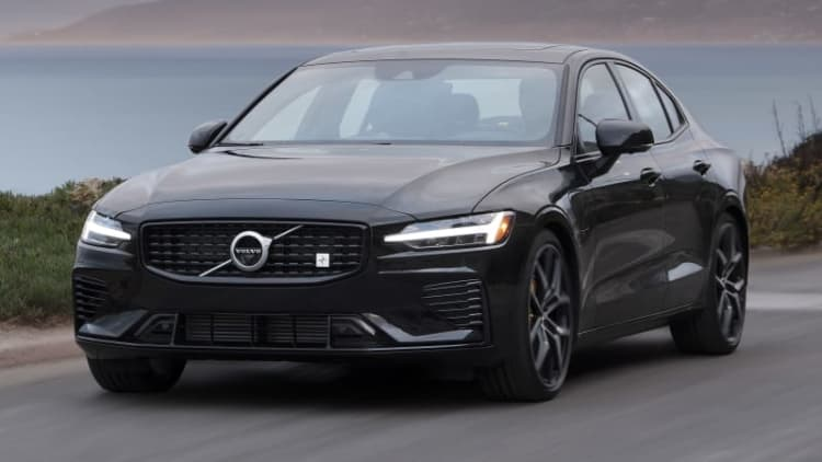 2019 Volvo S60 Polestar Engineered First Drive Review | Just for the Volvo die-hards