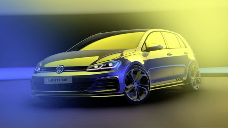 VW Golf GTI TCR Prototype to debut next week in Austria