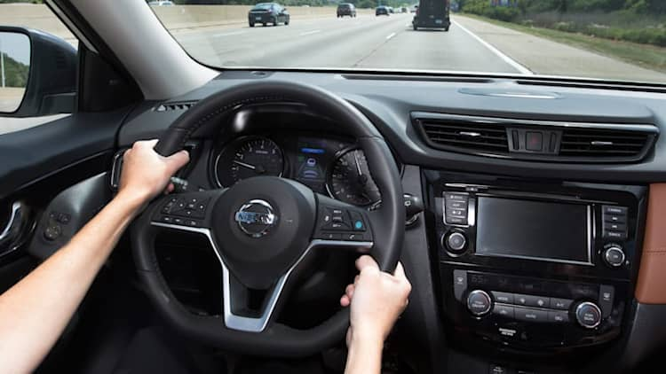 We take a road trip with Nissan ProPilot Assist