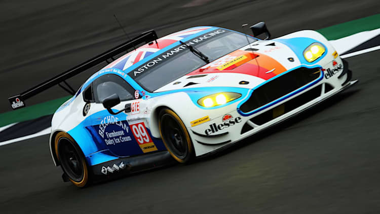 Aston Martin to open test center at Silverstone, British racing's Mecca