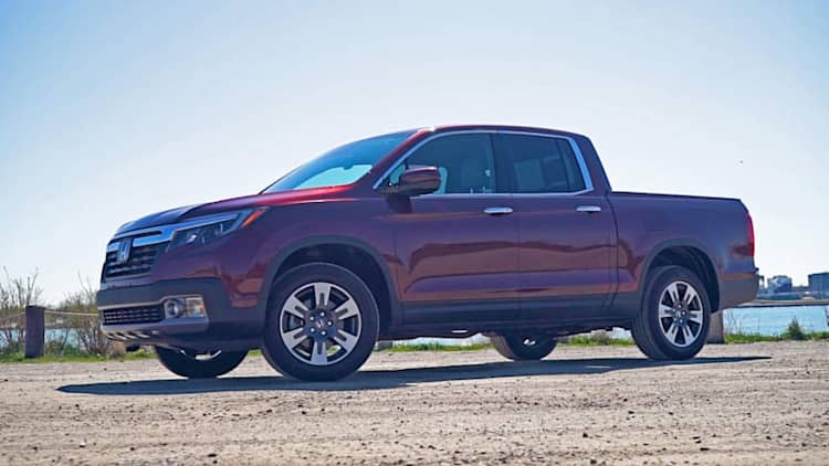 2018 Honda Ridgeline RTL-E Drivers' Notes Review   Heading into the home stretch