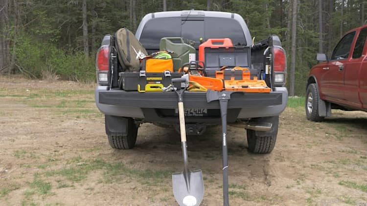 Gear to carry if you're overlanding or off-roading