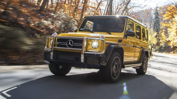 2018 Mercedes-AMG G63 Drivers' Notes Review | Divisive dinosaur