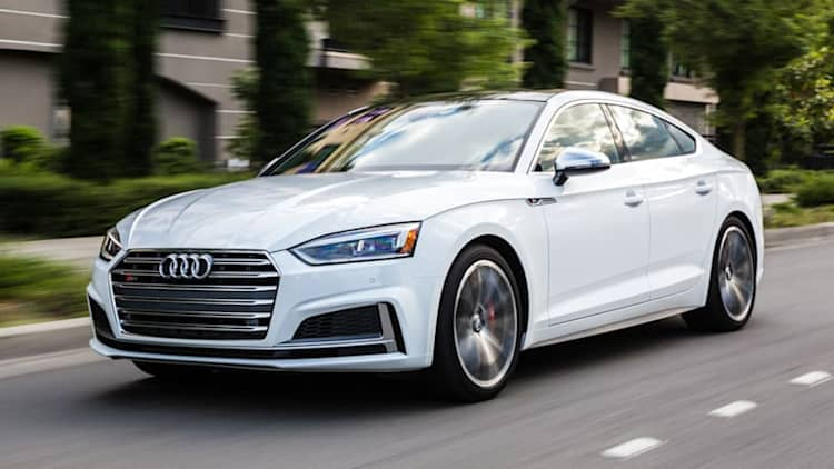 2018 Audi S5 Sportback Drivers' Notes Review | Pretty, practical, powerful