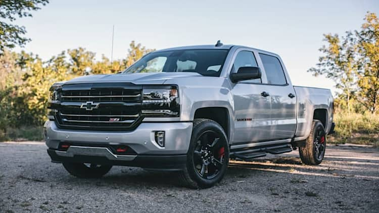 2017 Chevy Silverado 1500 Redline Drivers' Notes | The breadwinner