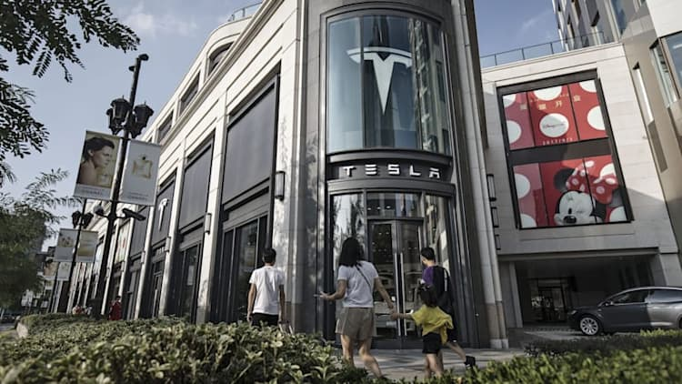 Tesla won't confirm or deny reports of a Chinese factory deal