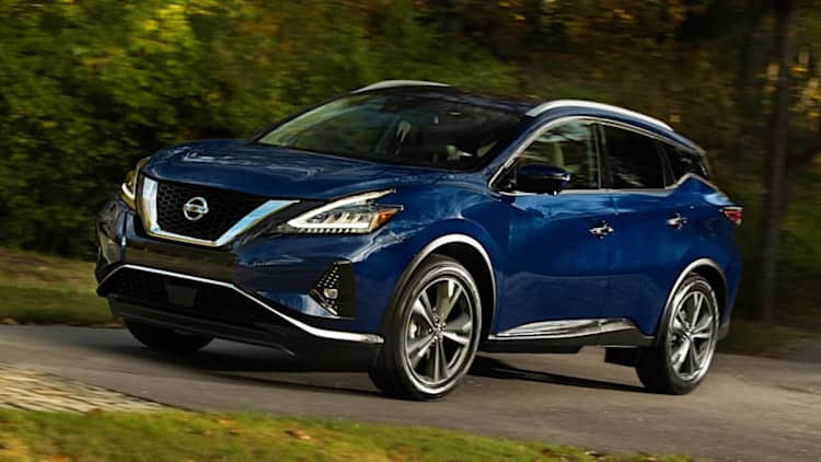 2019 Nissan Murano First Drive Review | Comfortably cruising