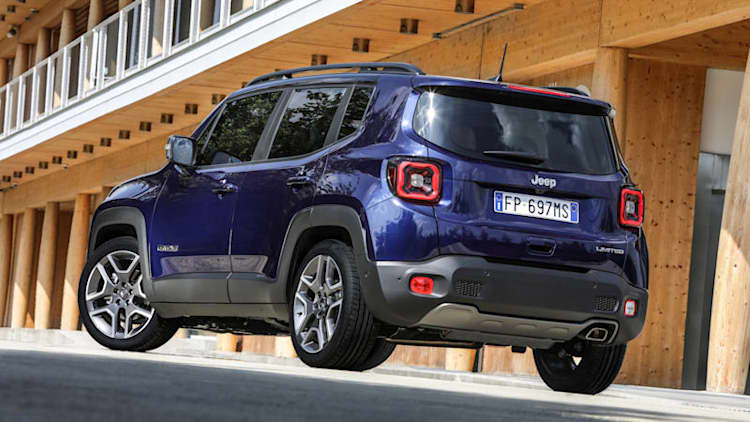 Baby Jeep to join Renegade in FCA's plan for new Italian-built models