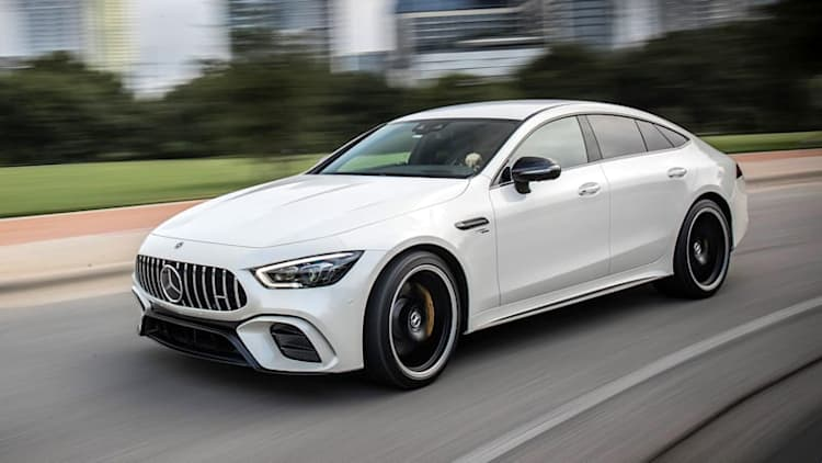 2020 Mercedes-AMG GT 53 priced barely under $100,000