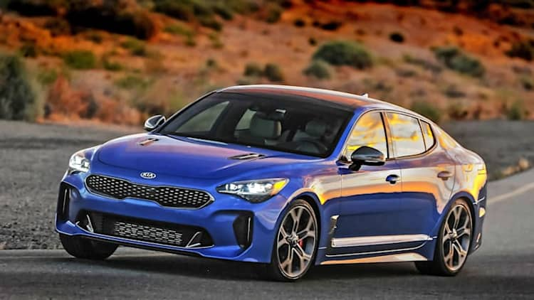 2018 Kia Stinger GT Drivers' Notes Review | Punching above its weight