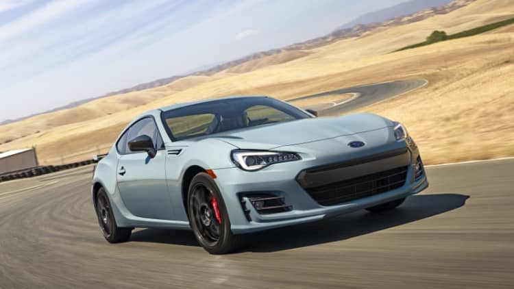 Subaru announces 2019 BRZ pricing, new Series.Gray limited edition