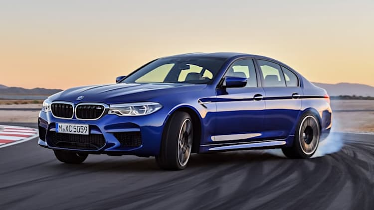 2018 BMW M5 makes its official debut with 600 horsepower