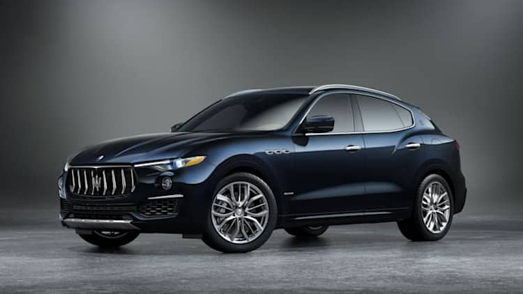 Maserati Levante, Ghibli and Quattroporte get Edizione Nobile limited edition models