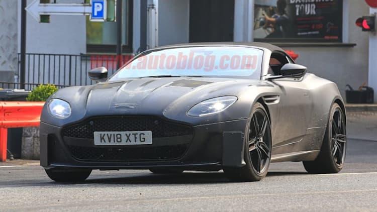 Aston Martin Dbs News And Reviews Autoblog