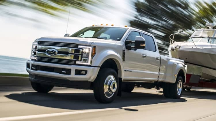 The most luxurious pickup trucks in America