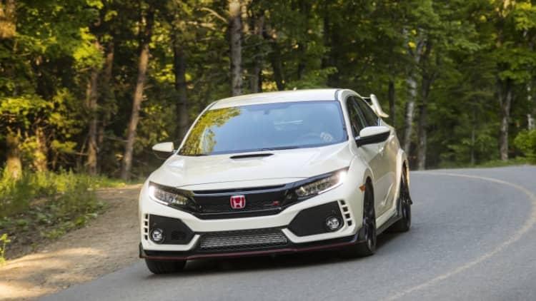 2018 Honda Civic Type R Drivers' Notes Review | It's grrrrreat