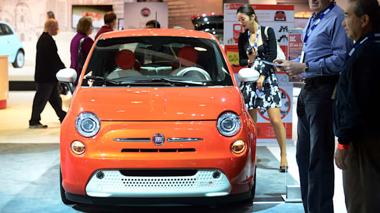 Ultra-cheap Fiat 500e EVs about to hit used car lots
