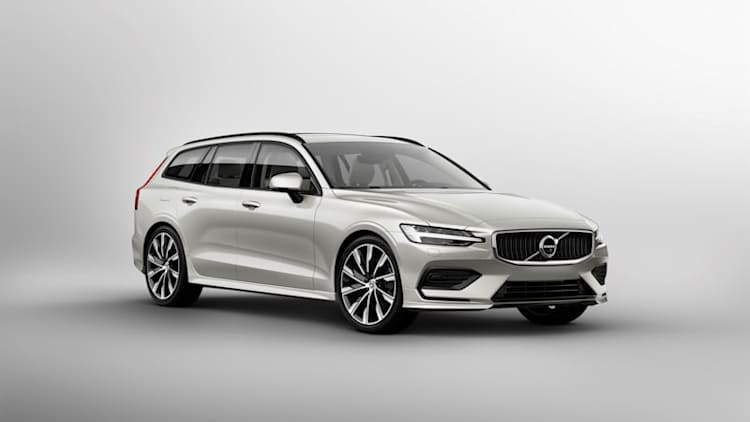 2019 Volvo V60 Drivers' Notes Review | Continuing the tradition
