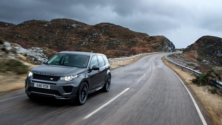 Land Rover announces new 4-cylinder engines for Discovery Sport, Evoque