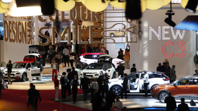 FCA reportedly joins the crowd skipping this year's Paris Motor Show