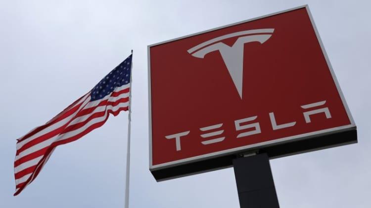 U.S. rejects Tesla bid for tariff exemption for Model 3 'brain'