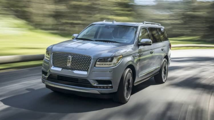 2018 Lincoln Navigator Black Label Drivers' Notes Review | American luxury