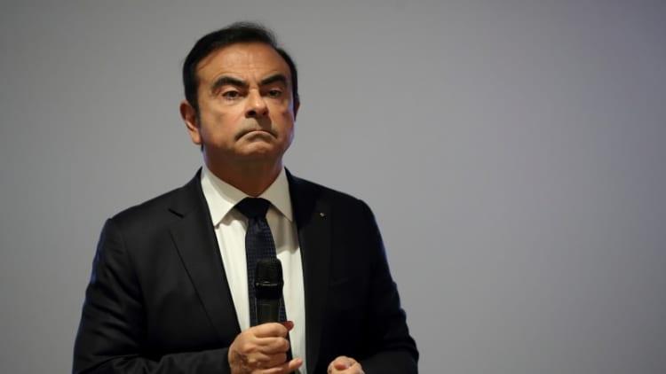'Zero' chance of Renault taking over Nissan, Mitsubishi, says Ghosn